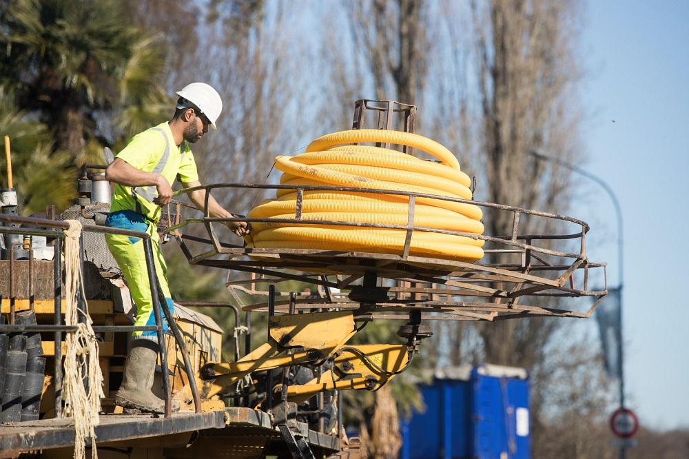 Sogeba travaux publics, métier drainage